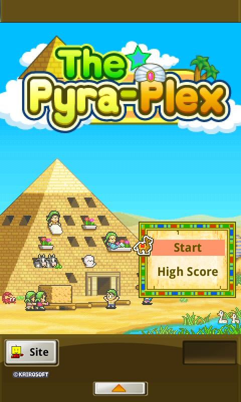 The Pyraplex - screenshot