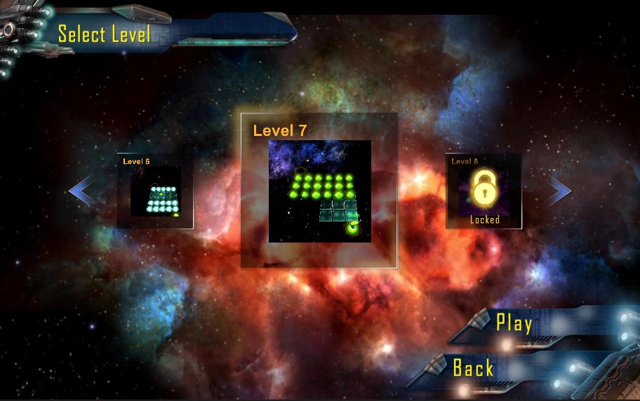 The Lost Alien - screenshot