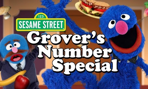 Grover's Number Special- screenshot thumbnail