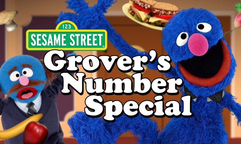 Grover's Number Special - screenshot