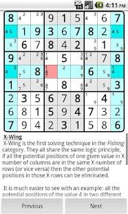 Sudoku Learning- screenshot thumbnail