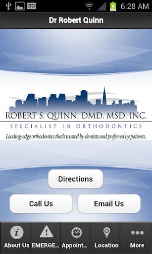 Dr Robert Quinn