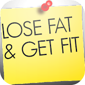 How to lose fat and get fit