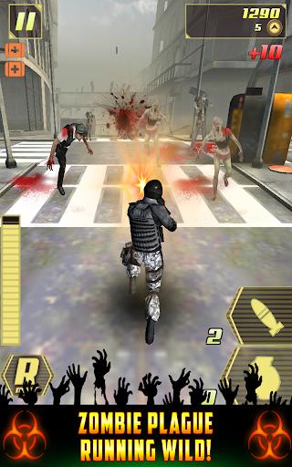 Zombie Plague Overkill Combat