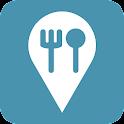 FOOD TRAVEL icon