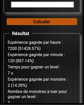 【免費娛樂App】Flyff XP Simulator-APP點子