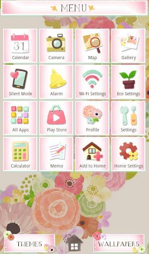 Flower Wallpaper Flower Trail 1.0 Windows u7528 3