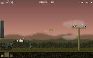 Screenshot of MagneTank