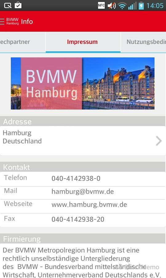 A J Hamburg bvmw hamburg android apps on play