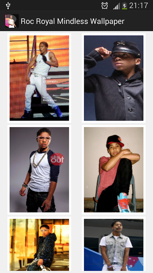 Roc Royal mindless wallpaperHD - screenshot