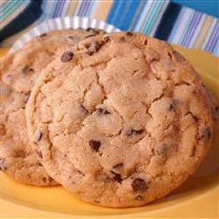 Toffee Chocolate Chip Cookies.