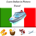 Italian in Pictures Trip Trial logo