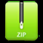 ファイルマネージャ (Zipper)