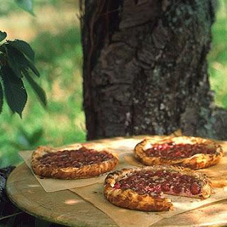 Rustic Cherry Tart.