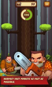 Timber Story MOD (Unlimited Wood) 2