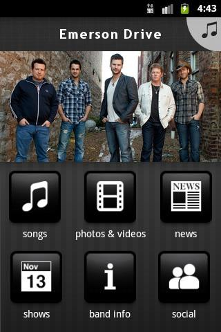 Emerson Drive - screenshot