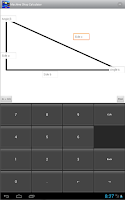Screenshot of Machine Shop Calculator
