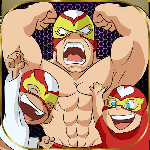 Mexican Wrestler Superstars 體育競技 App LOGO-APP試玩