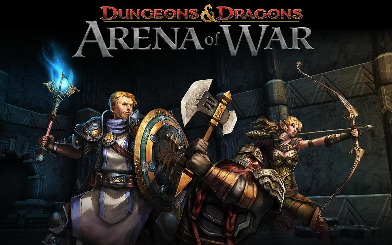 D&D Arena of War - screenshot