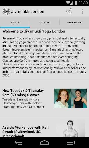 Jivamukti Yoga London *