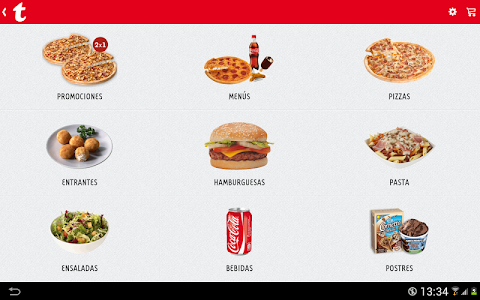 Telepizza screenshot 4