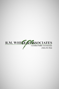 R.M. White & Associates- screenshot thumbnail