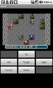 Gurk, the 8-bit RPG: miniatura da captura de tela
