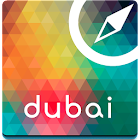 Dubai Offline Map Guide Hotels icon