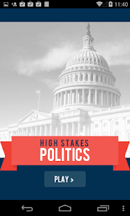 High Stakes Politics- screenshot thumbnail