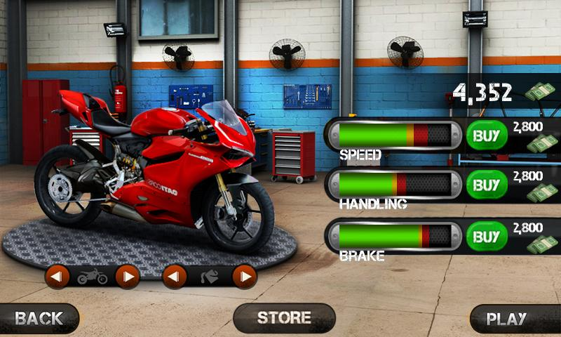 Car Bike Games Unblocked Race the Traffic Moto