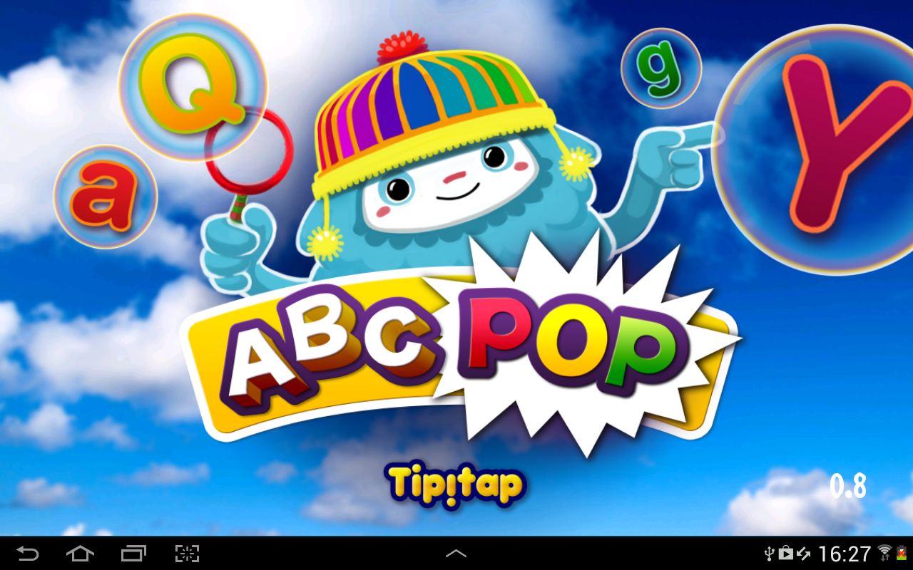 ABC POP! Learning the Alphabet- screenshot