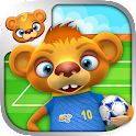 123 Kids Fun Football icon