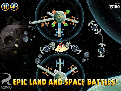 Angry Birds Star Wars 1.5.13 screenshots 14