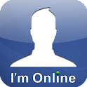 I'm Online for Facebook logo