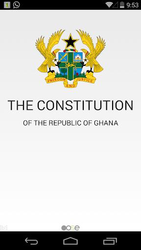 GhConstitution