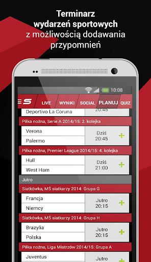 Sport.pl LIVE 2.5.1 screenshots 6