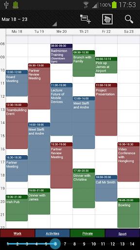 Business Calendar v1.3.2.0 APK