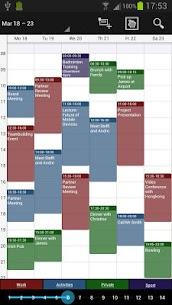 Business Calendar Pro 2