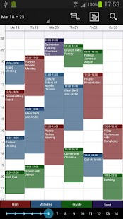 Business Calendar Pro Screenshot 2