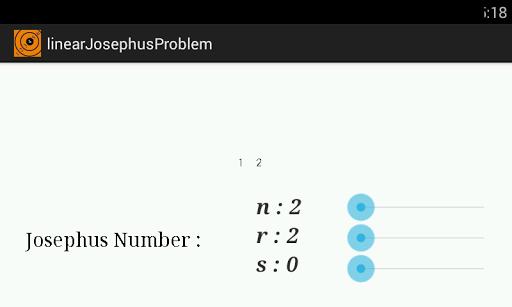 Linear Josephus Problem