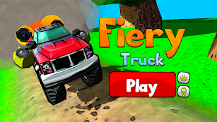 Fiery Truck screenshot for Android