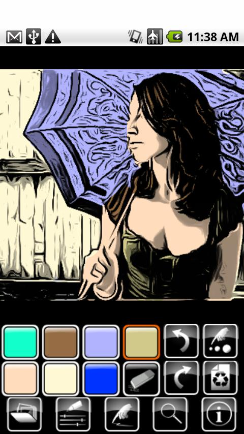 ToonPAINT - screenshot