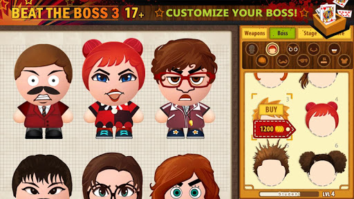 Beat the Boss 3 (17+)  screenshots EasyGameCheats.pro 3