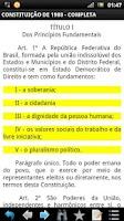 Screenshot of Leis Concursos Públicos PRO