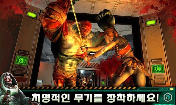 Contracts Killer: Zombies 2 apk screenshot