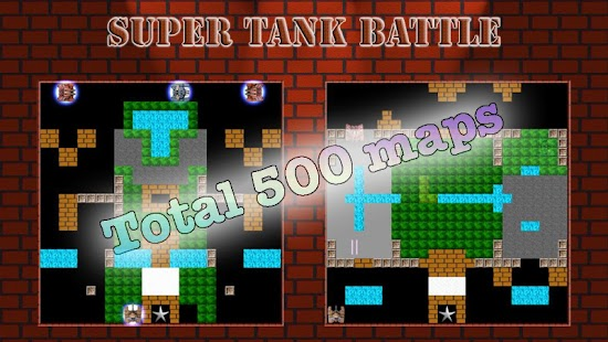 Super Tank Battle - City Army- screenshot thumbnail