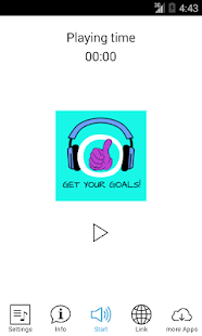 Get Your Goals! Hypnosis - screenshot thumbnail