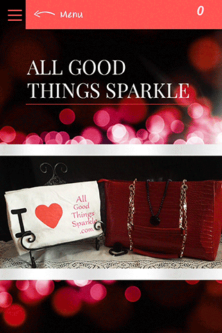 All Good Things Sparkle