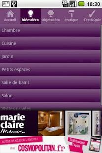 MarieClaireMaison : decodesign- screenshot thumbnail
