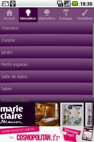 MarieClaireMaison : decodesign- screenshot